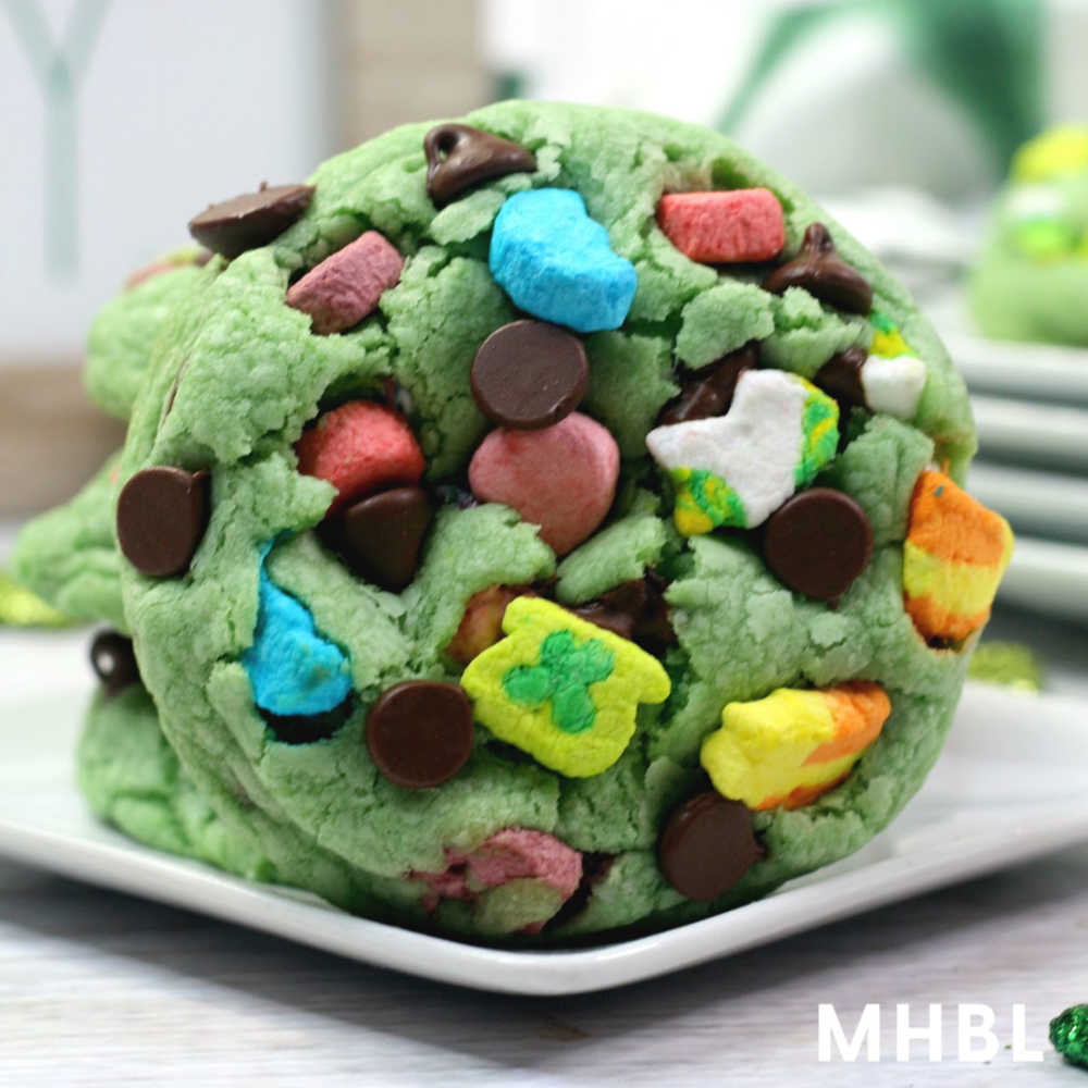 lucky charm cookie recipe