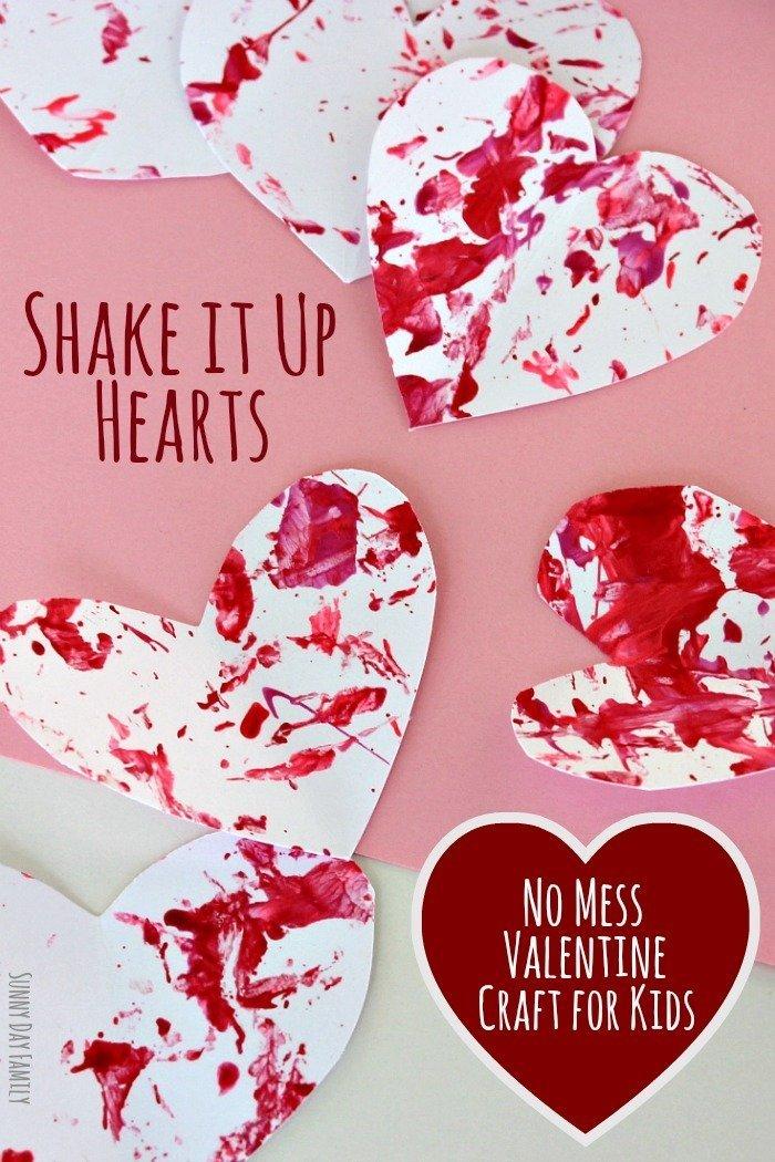 shake up hearts