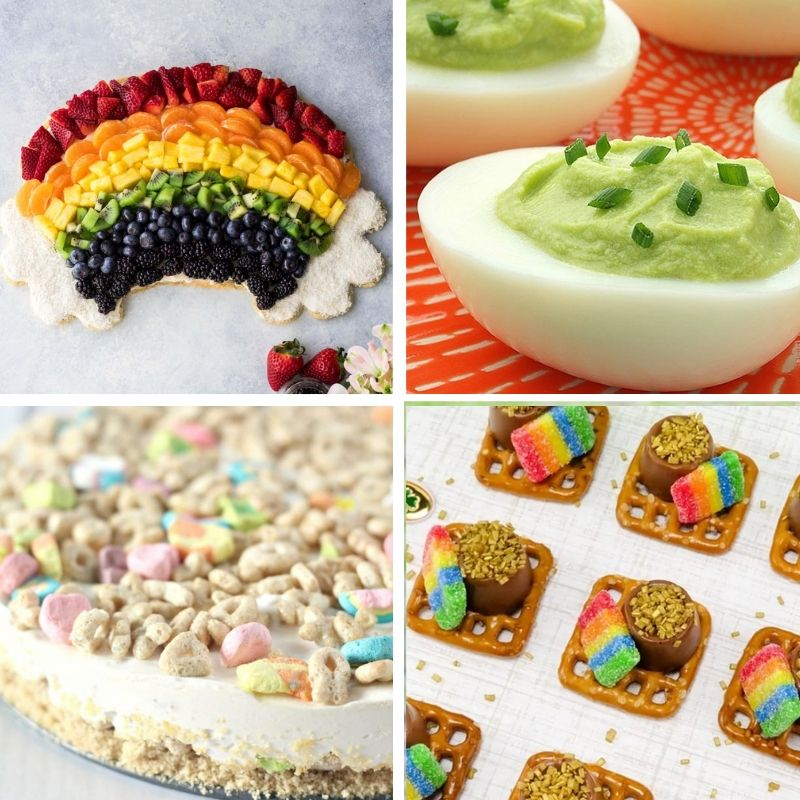 party ideas for St. Patrick's Day