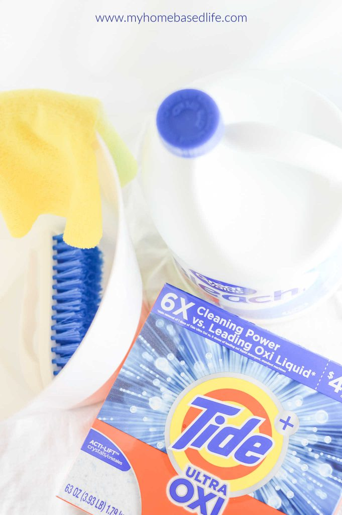 homemade bleach cleaner recipe that deep cleans and disinfects