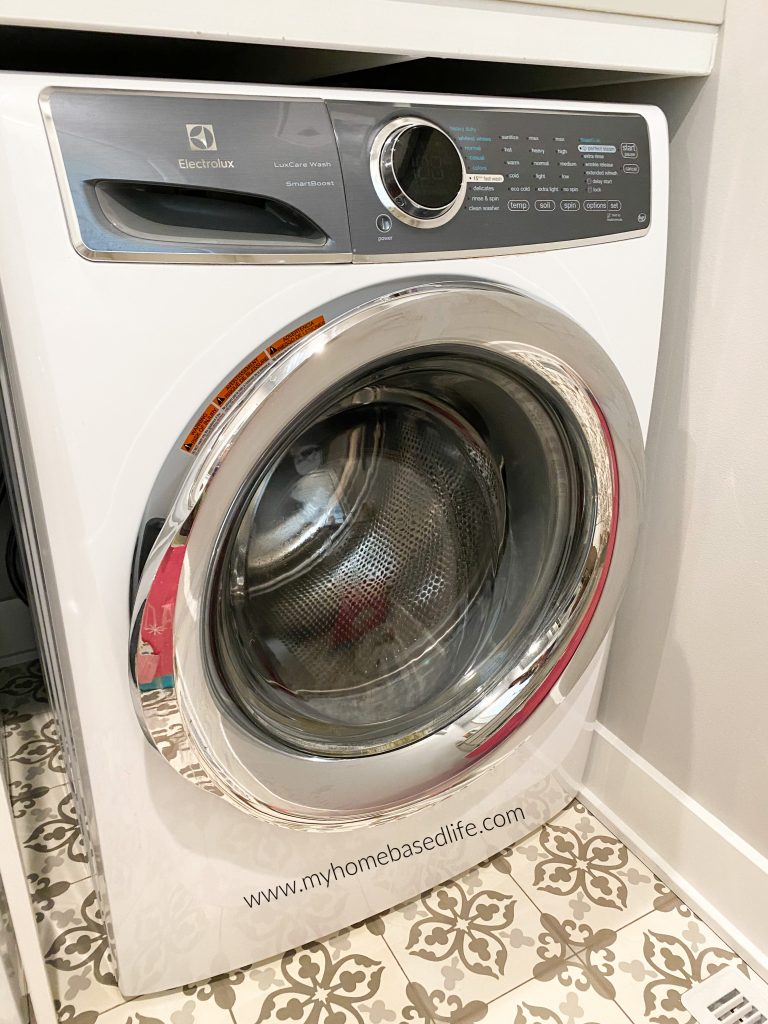 how to clean your front load washing machine