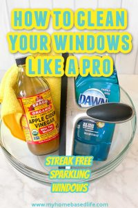 how to clean your windows like a pro - the best homemade window cleaning recipe