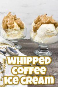 cloud coffee ice cream dessert recipe