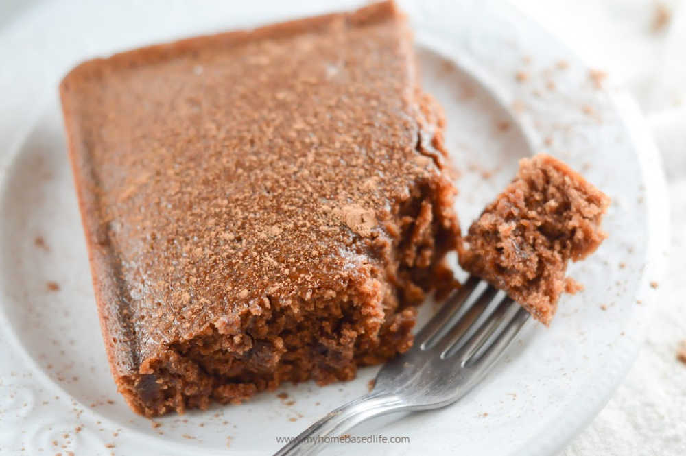 chocolate depression era cake