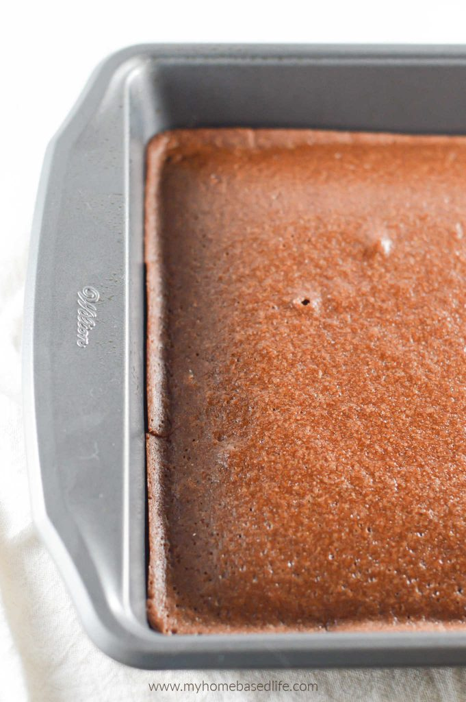 depression chocolate cake