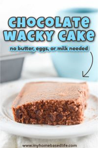 depression era chocolate cake with no eggs milk or butter