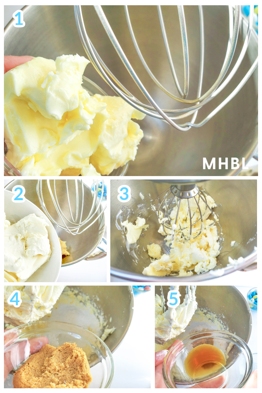 how to make cookie dip