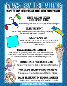 family happiness challenge