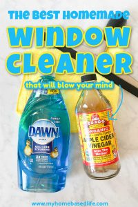 the best window cleaner recipe for streak free and sparkling windows - how to clean your exterior windows