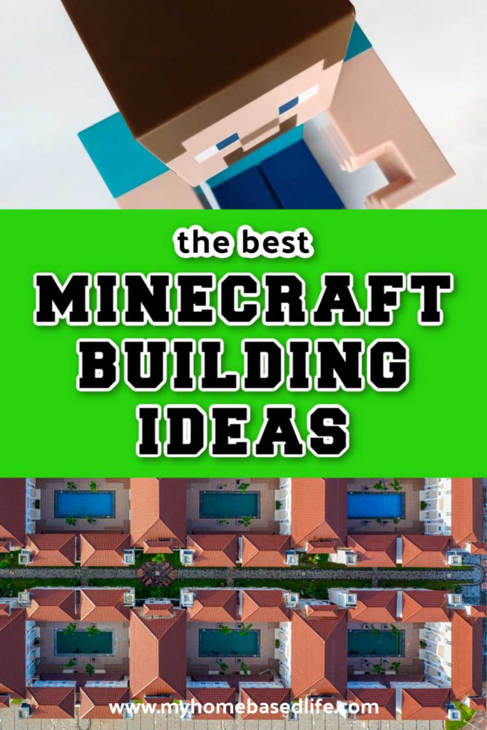 minecraft tips and building ideas