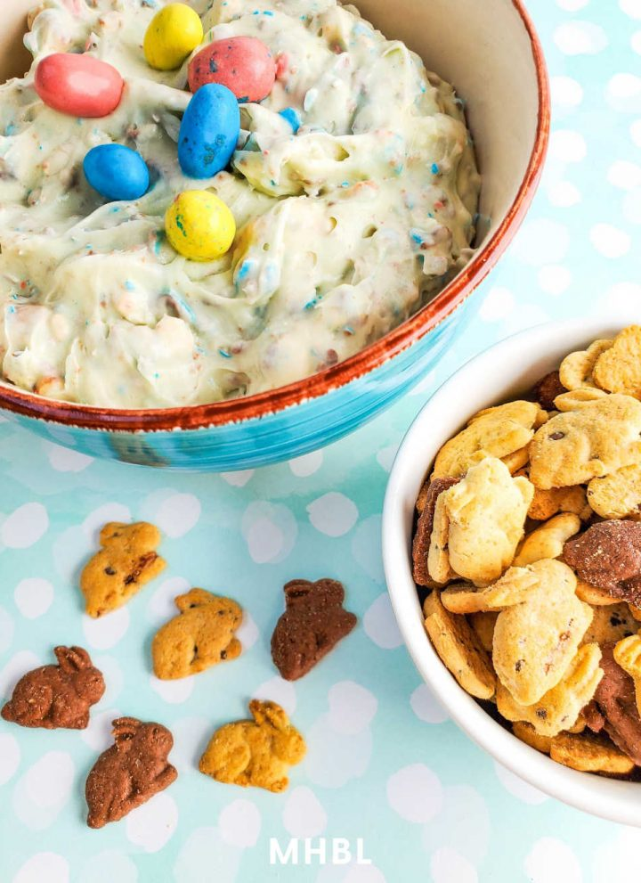 cookie dip recipe for Easter