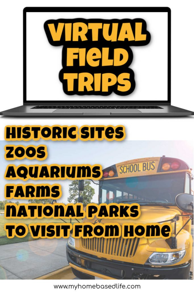 virtual field trips for kids to go on