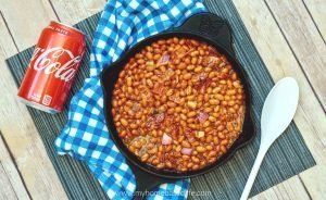 homemade baked bean recipe