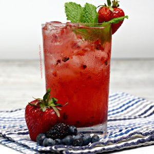 berry crush cocktail recipe