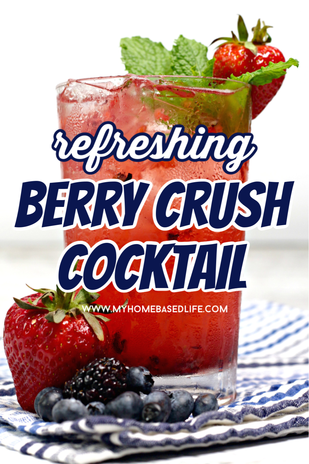 berry crush cocktail recipe