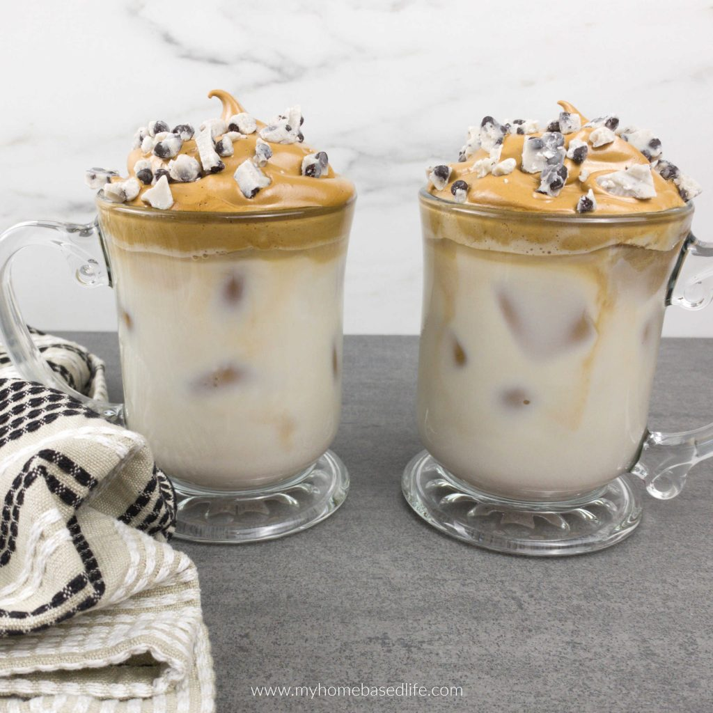cookies and cream coffee drink dessert recipe