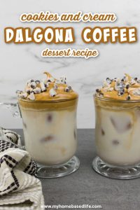 cookies and cream whipped coffee recipe