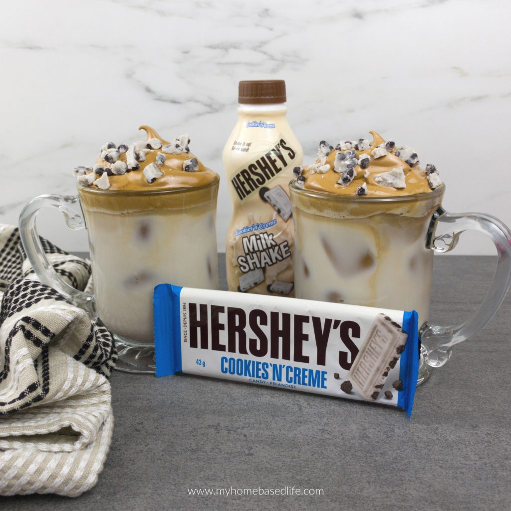 cookies and cream whipped coffee dessert recipe