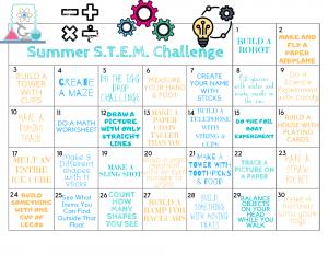 STEM activities