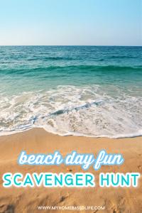 beach day fun for kids
