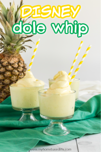 Disney pineapple dole whip recipe