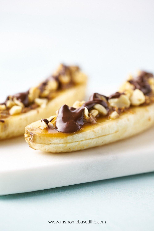 loaded banana boats recipe