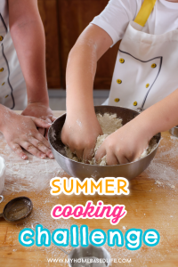 kids summer cooking challenge a fun way to teach your kids to cook