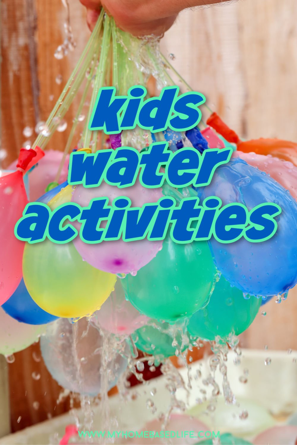 kids water activities