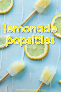 lemonade popsicle recipe