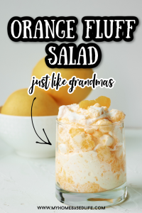 classic orange fluff jello salad recipe just like grandma used to make