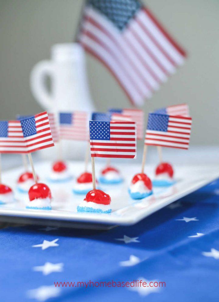 patriotic cherry bombs