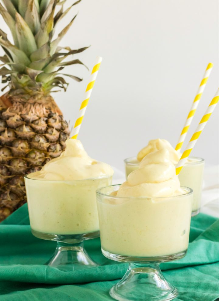 Disney's pineapple dole whip recipe
