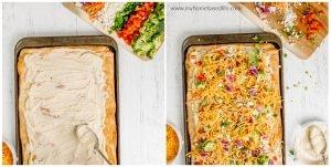 how to make veggie pizza