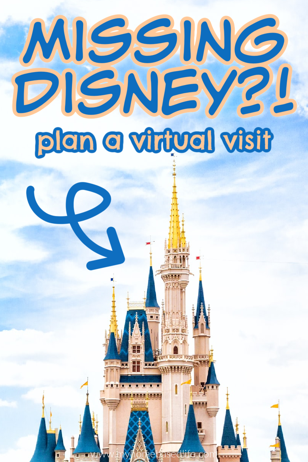 your guide to a virtual Disney visit