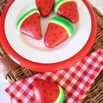 watermelon craft for kids to make this summer