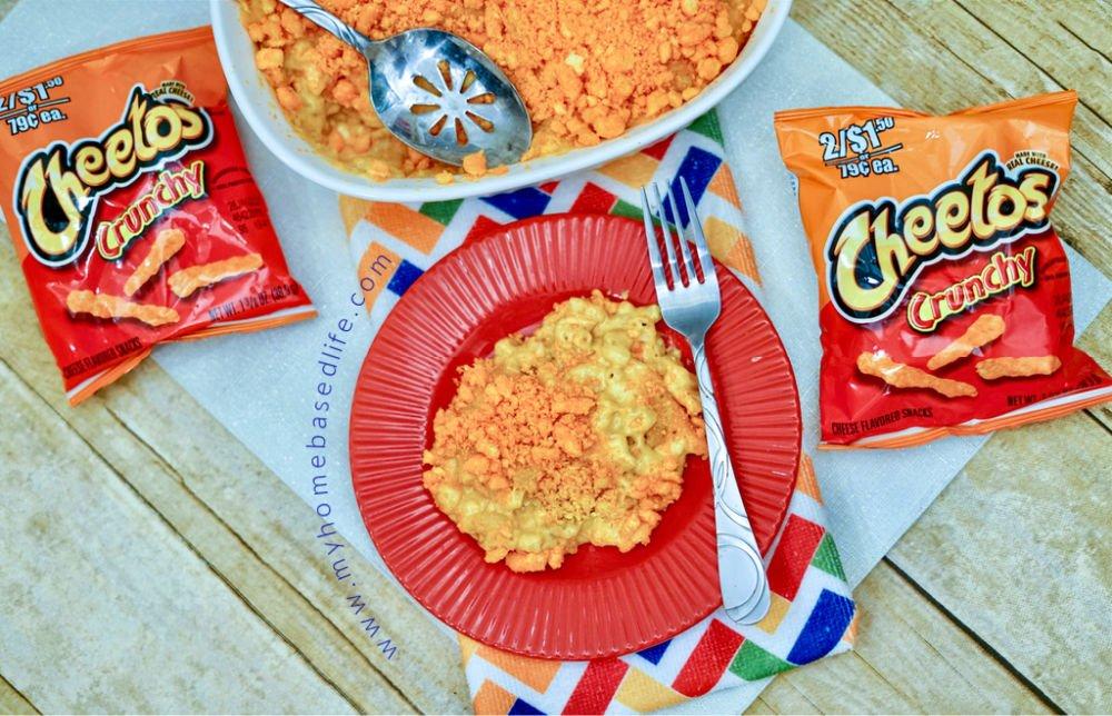 cheetos macaroni
