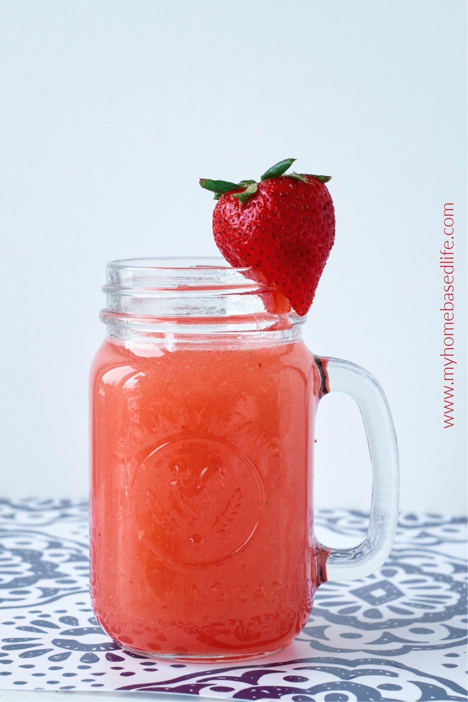 watermelon strawberry lemonade recipe
