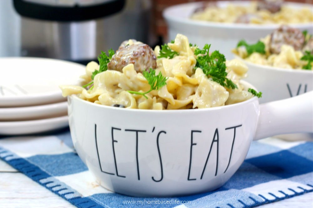 easy 10 minute swedish meatball recipe