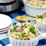 instant pot swedish meatballs