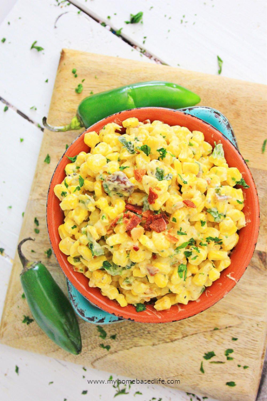 instant pot corn dip