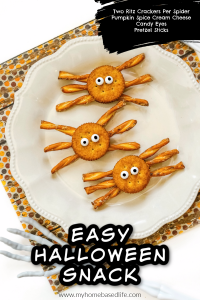 easy Halloween snack for kids to make