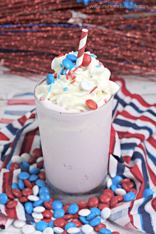 boozy milkshake recipe