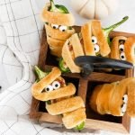 halloween mummies easy party appetizer
