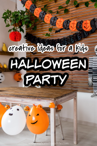 creative ideas for a kid friendly halloween party
