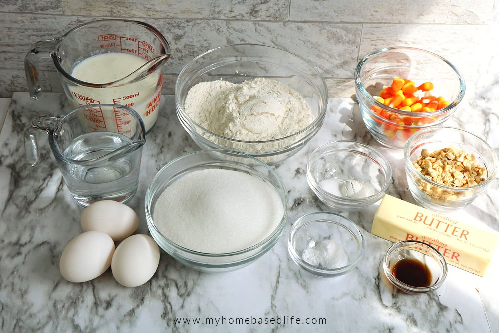 poke cake ingredients