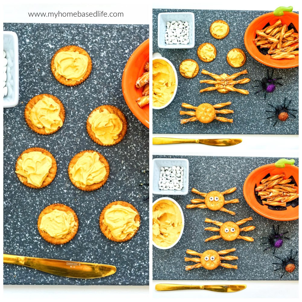 Spider crackers instructions