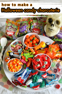 easy Halloween dessert idea