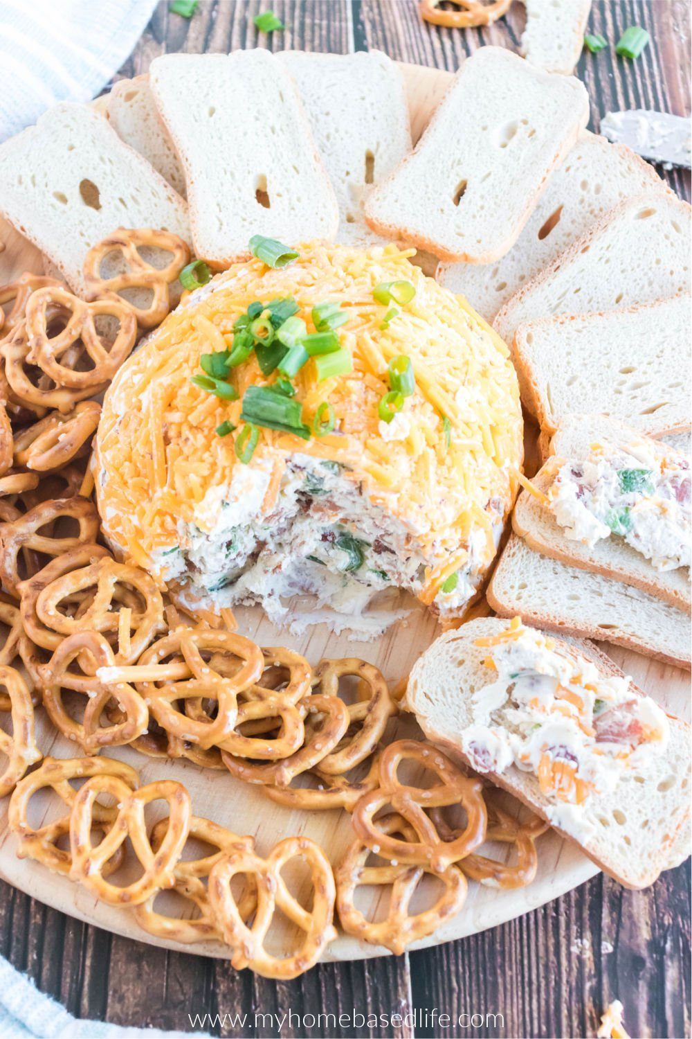easy cheese ball recipe