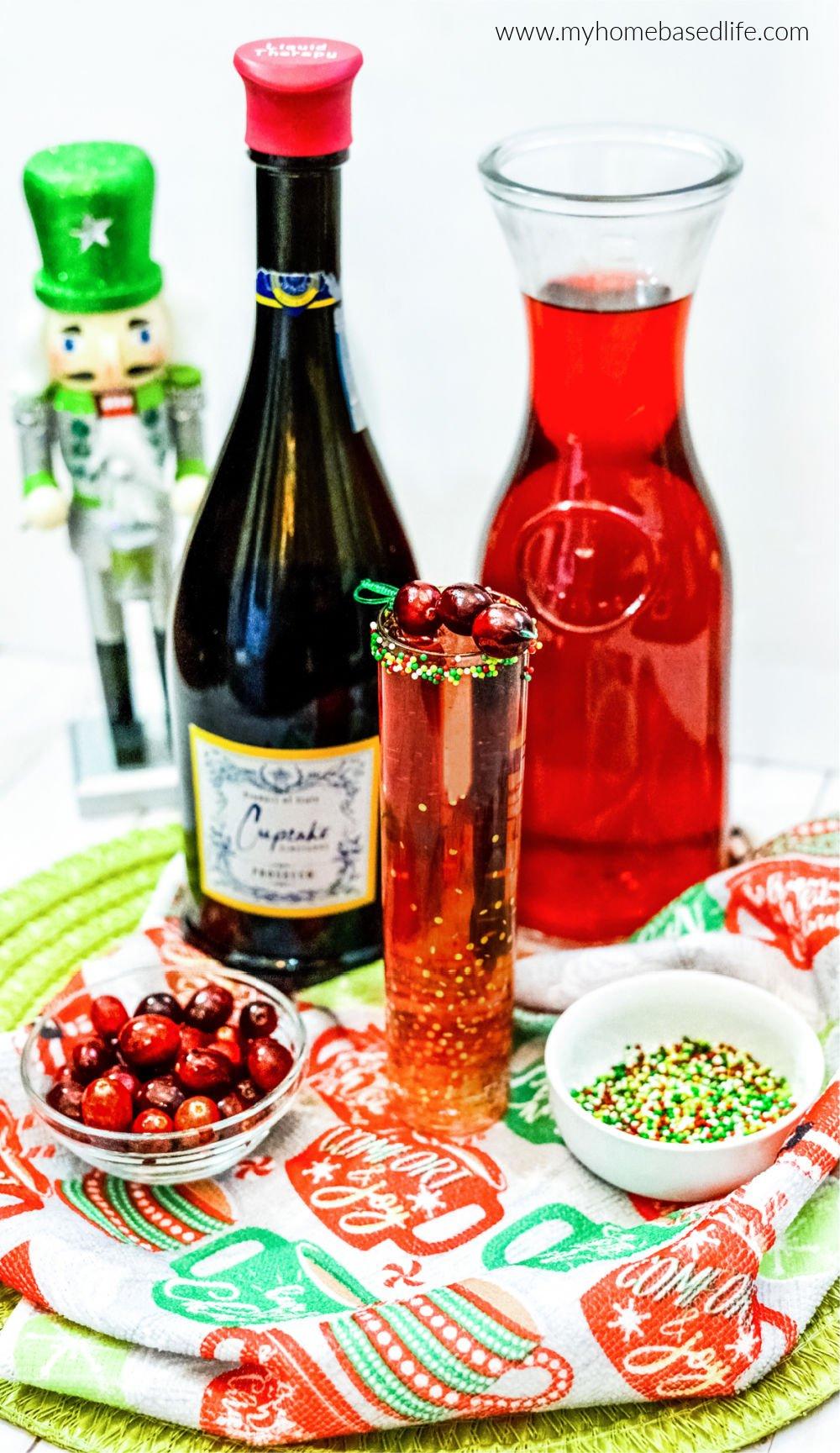 Urlaub Cranberry Mimosa Rezept