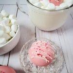 strawberry cocoa bombs